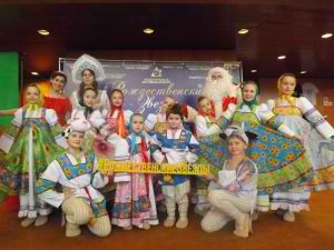 «НЕПОСЕДЫ» – лауреаты международного фестиваля «Рождественские звезды-2018»!