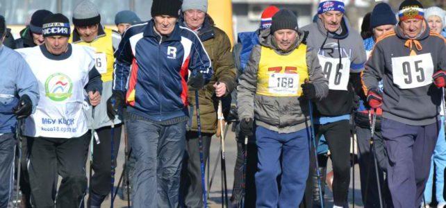 Скандинавская ходьба – всем возрастам покорна!