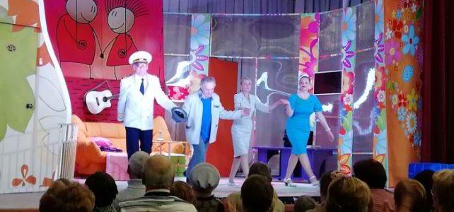 Златоустовский театр «Омнибус» приехал в Еманжелинск!