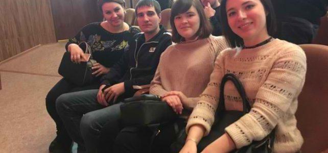 МОЛОДЫЕ СПЕЦИАЛИСТЫ ДК им. А. С. ПУШКИНА НА «ДЕНЬ КМ – 2019!»