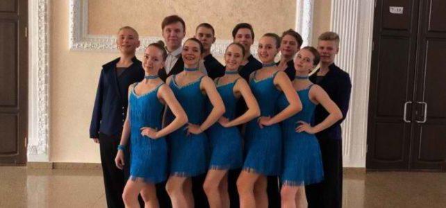 9 марта во Дворце культуры им. Кирова, г. Копейск состоялся II областной фестиваль ансамблей бального танца «Большой вальс»